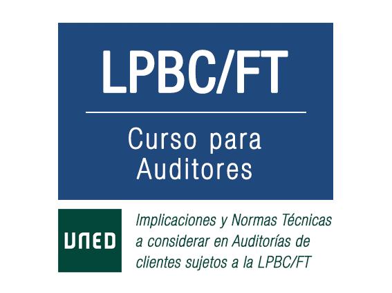 Curso Auditoria Lpbc Ft Uned